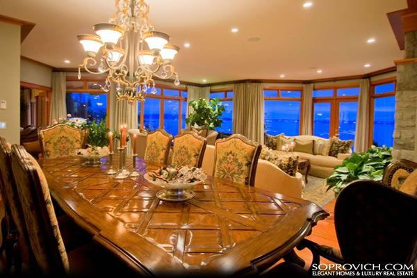Luxurious Dining Roomlove The Table And Chairs  Extravagant Entrancing Luxurious Dining Room Inspiration