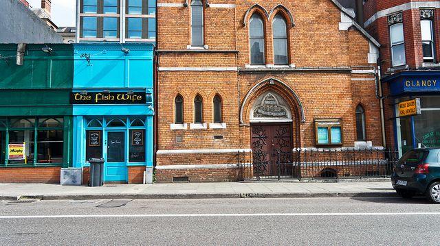 Cork Baptist Church Next Door To The Fish Wife Baptist Church Next Door House Styles