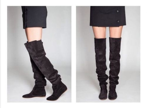Isabel Marant Dazzle Suede Boots EU 40