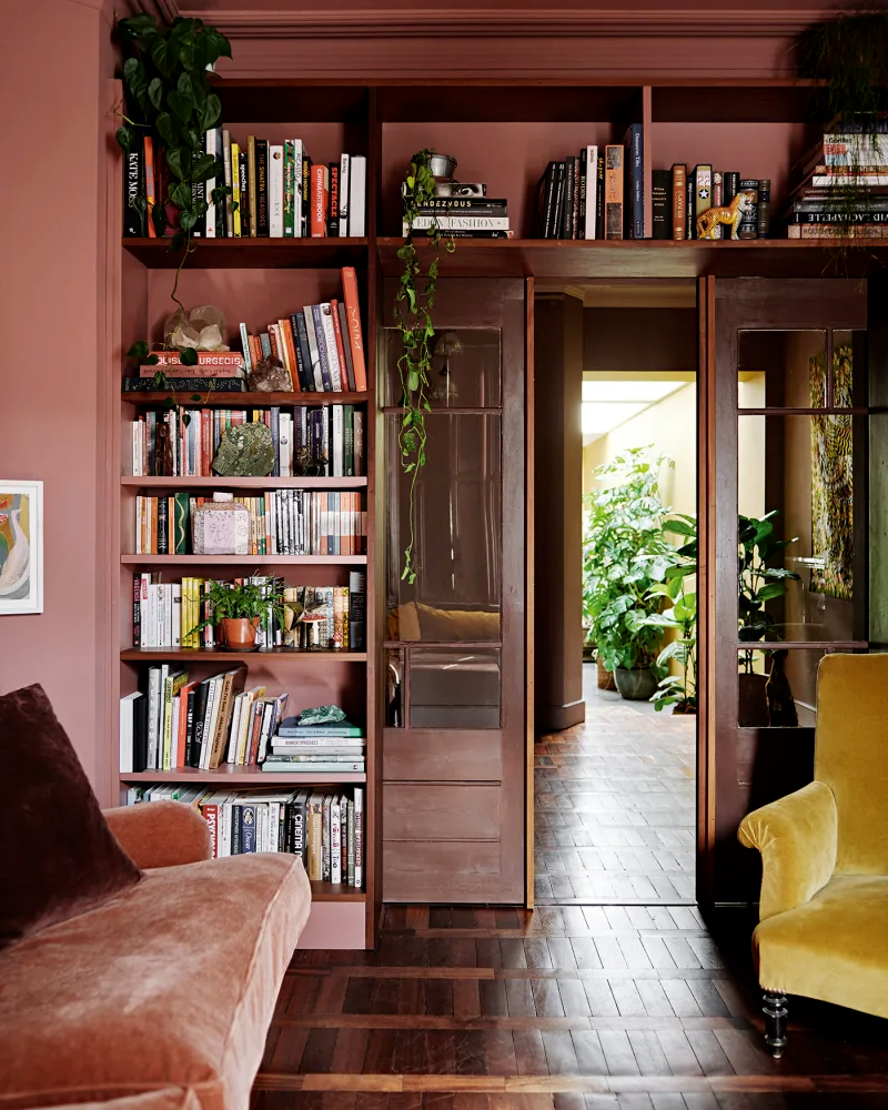 Photo of A Colorful London Home Filled with Re-Used Materials — THE NORDROOM
