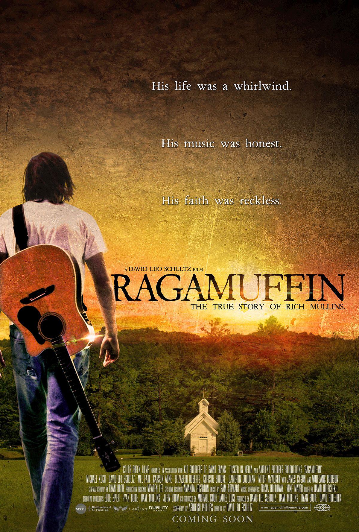 Ragamuffin Rich Mullins Christian Movie DVD CFDb Dr
