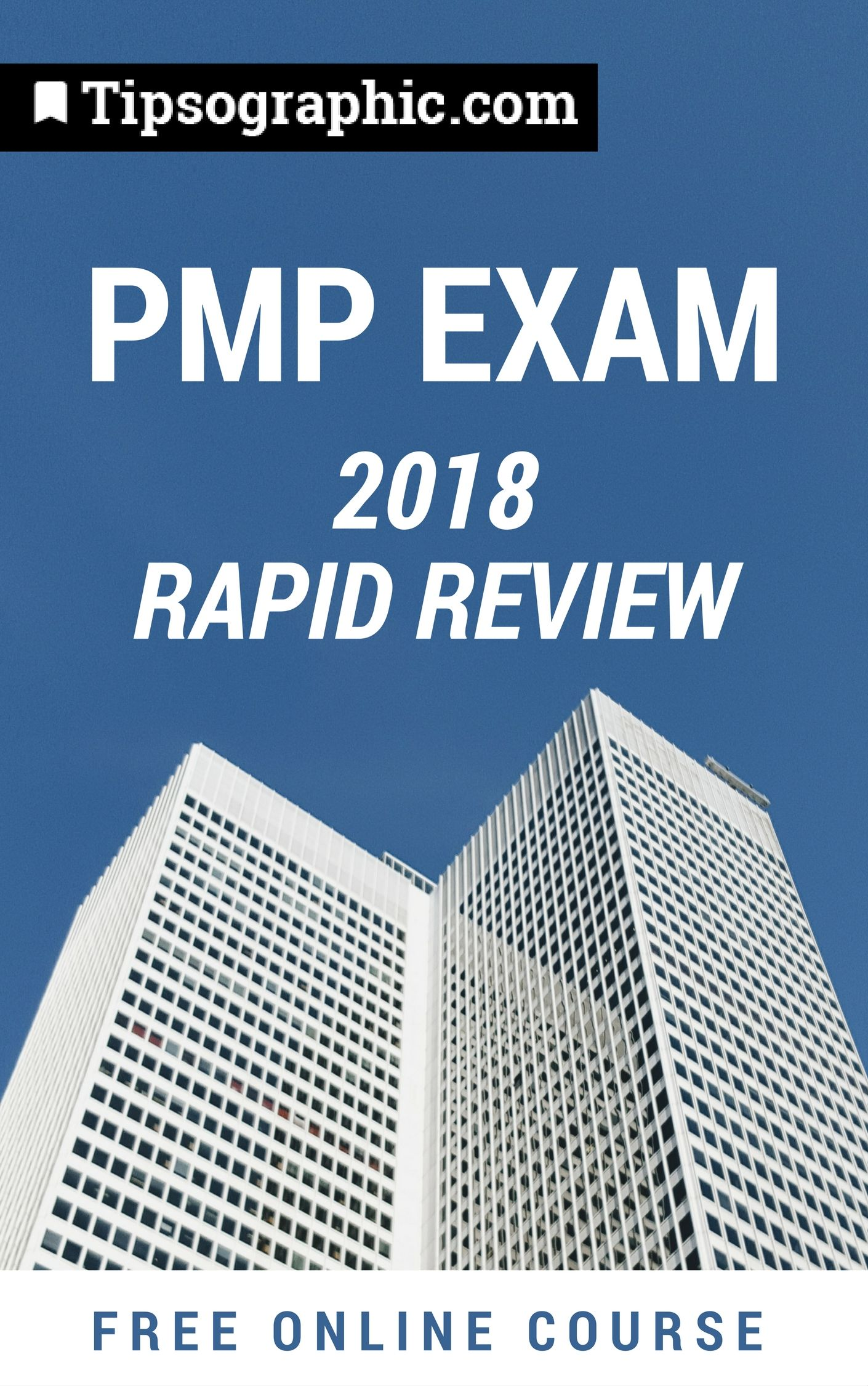 Pmp Exam 2018 Rapid Review Free Online Course Based On Pmbok6