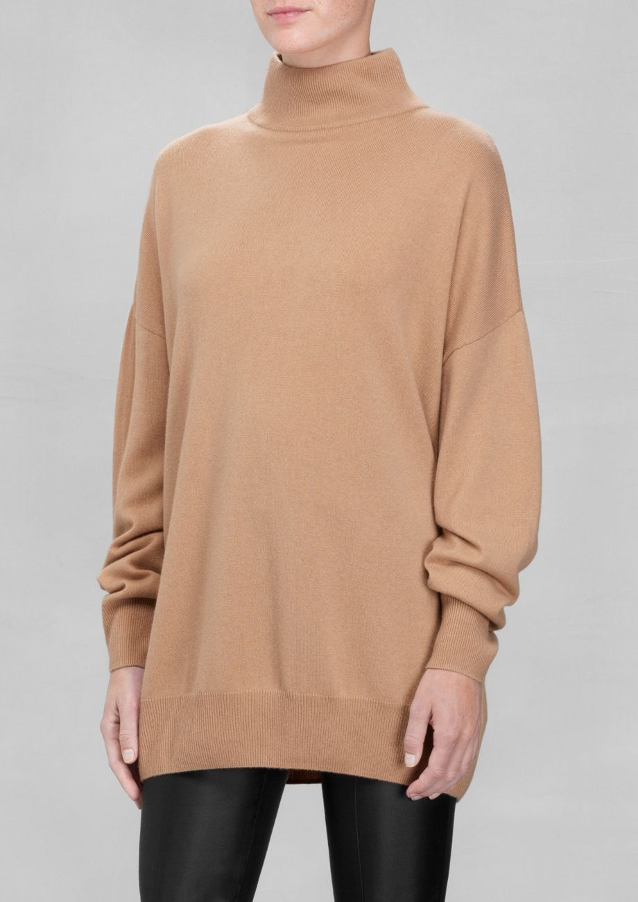 & Other Stories | Lykke Li Cashmere Sweater | search for the ...