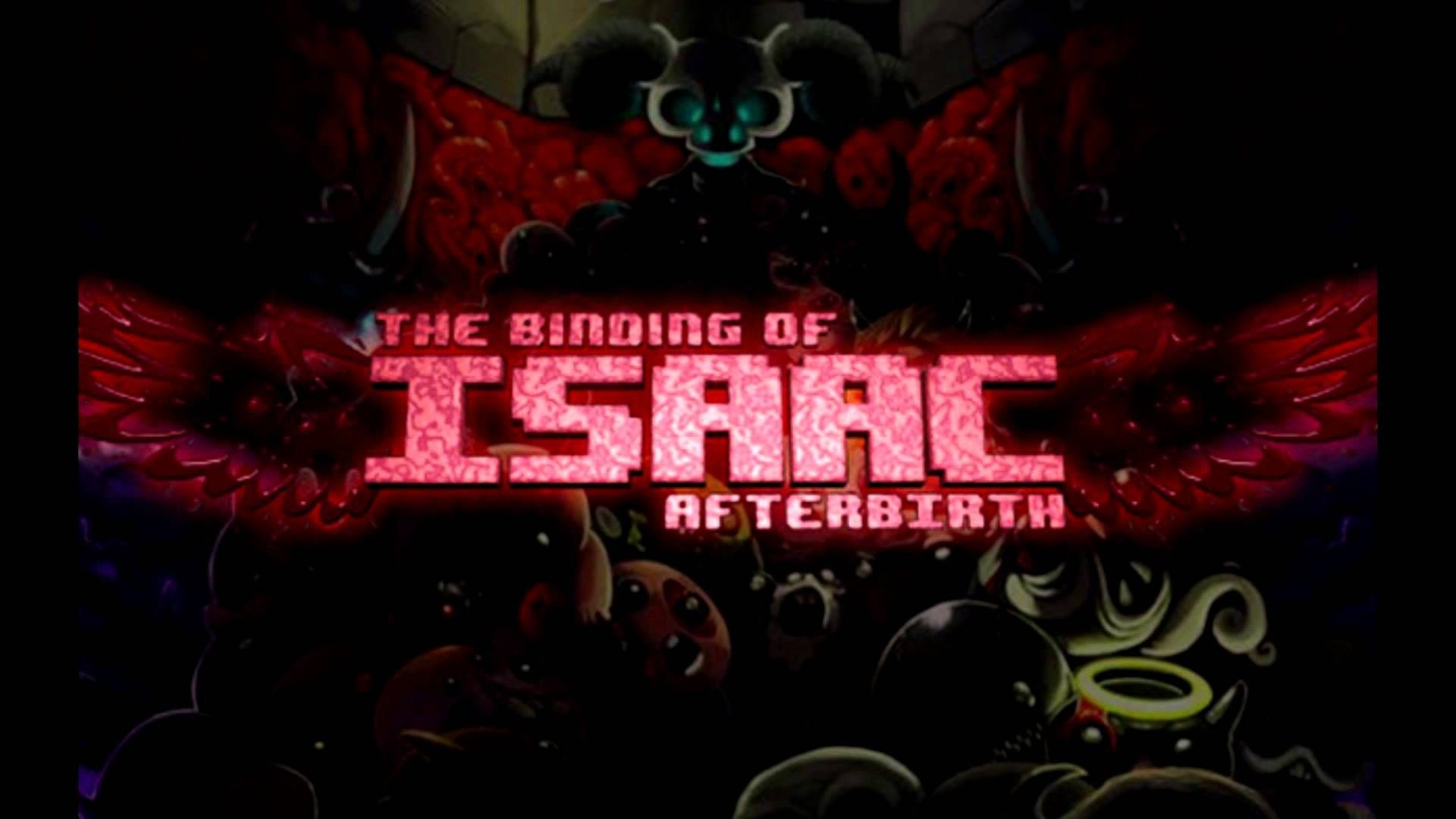 The Binding Of Isaac Afterbirth Wallpapers Hd The