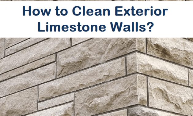 Have You Ever Heard About Limestone Perhaps Some People Are Not Familiar With This Word Since This Is One Of The Mate Limestone Wall Limestone Limestone House