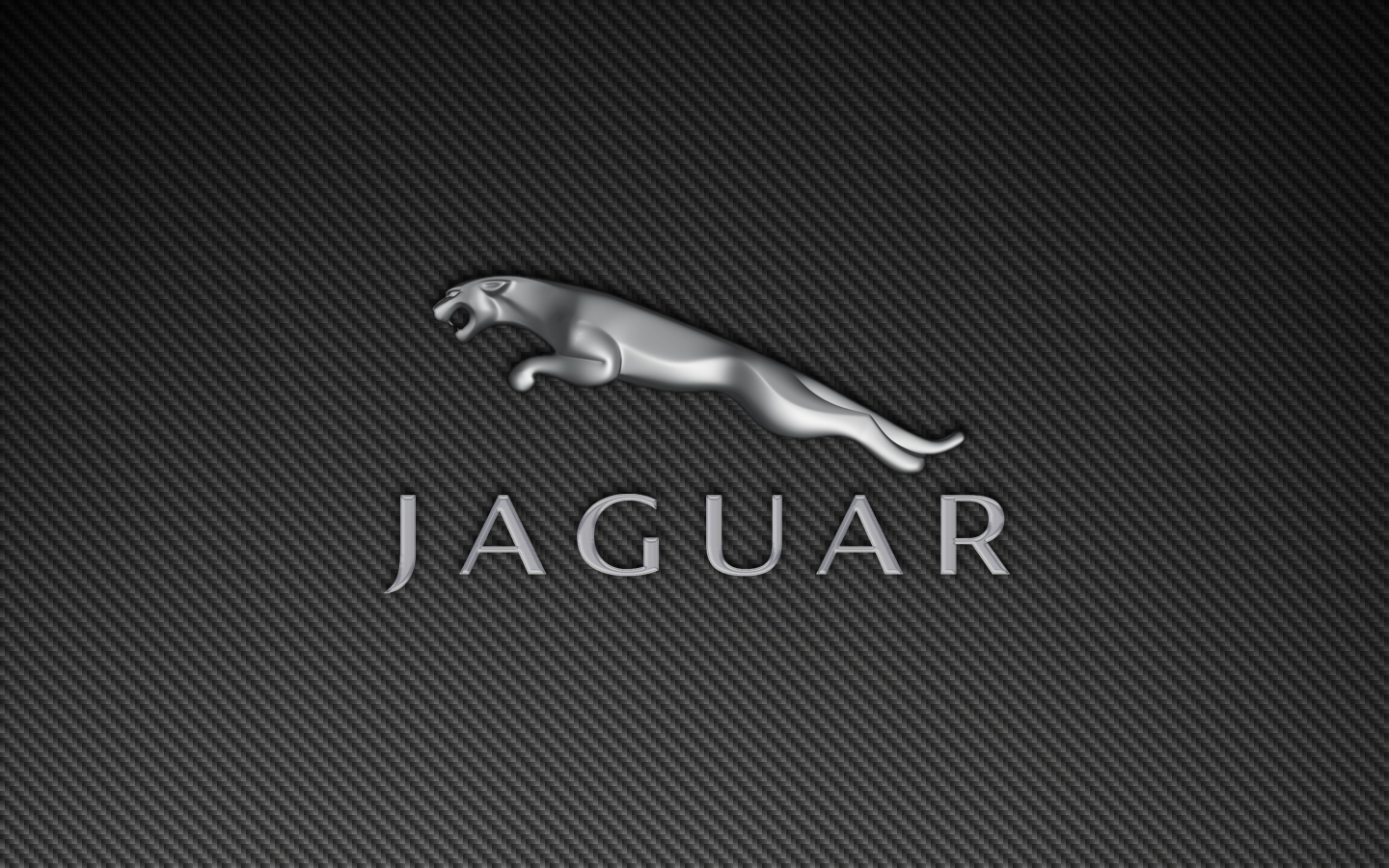 Jaguar Logo HD Widescreen Wallpaper