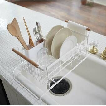 Polder Products LLC Sink Dish Rack & Reviews | Wayfair