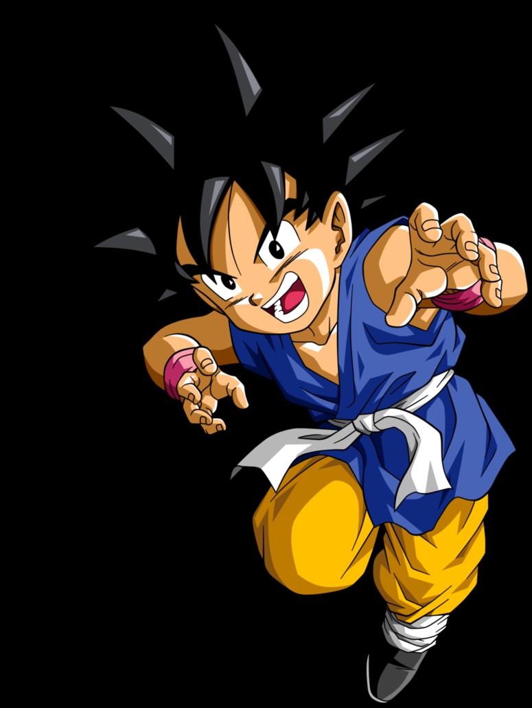 Dragon Ball Gt Son Goku By Krizeii On Deviantart Dragon Ball Super Manga Dragon Ball Gt Dragon Ball Art