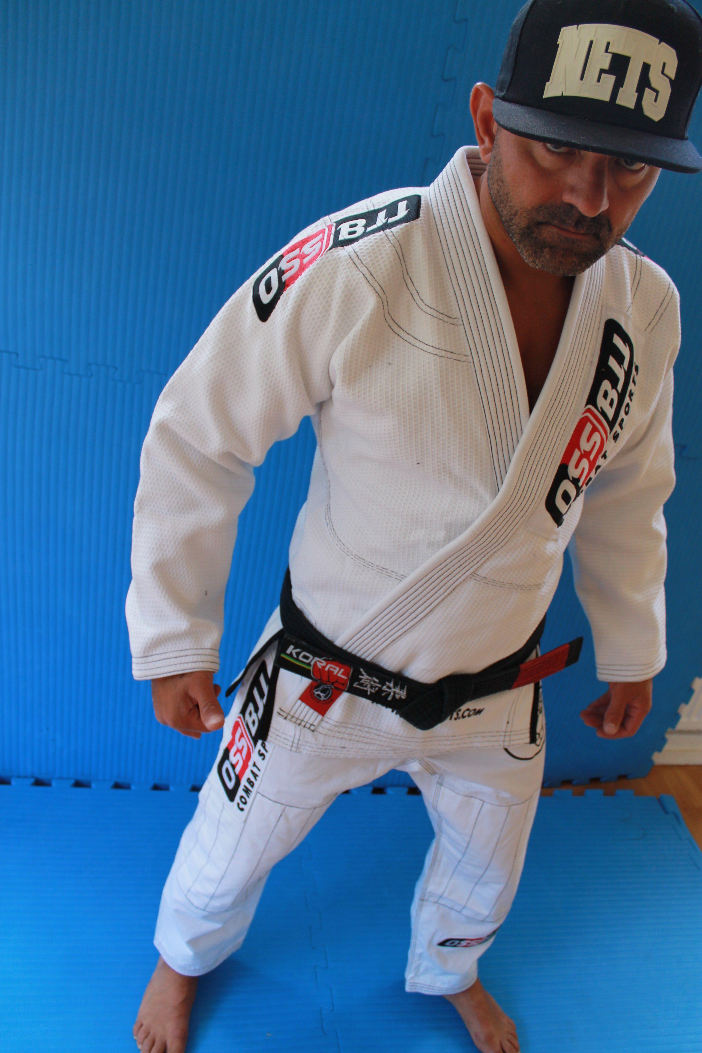 OSS Combat Sports BJJ Gi - Brazilian Jiu Jitsu Kimono