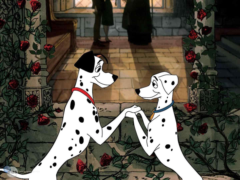 Pongo Y Perdi Disney Dogs
