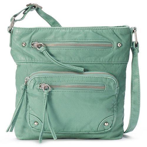 Mudd® Penny Crossbody Bag