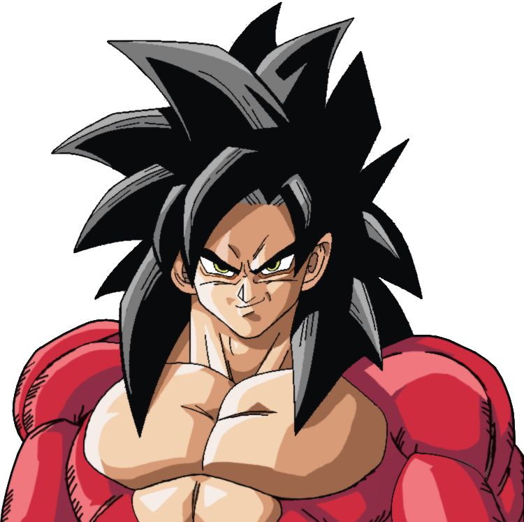 Ssj4 Goku Redraw By Kecsut On Deviantart Dragon Ball Anime Dragon Ball Evil Goku