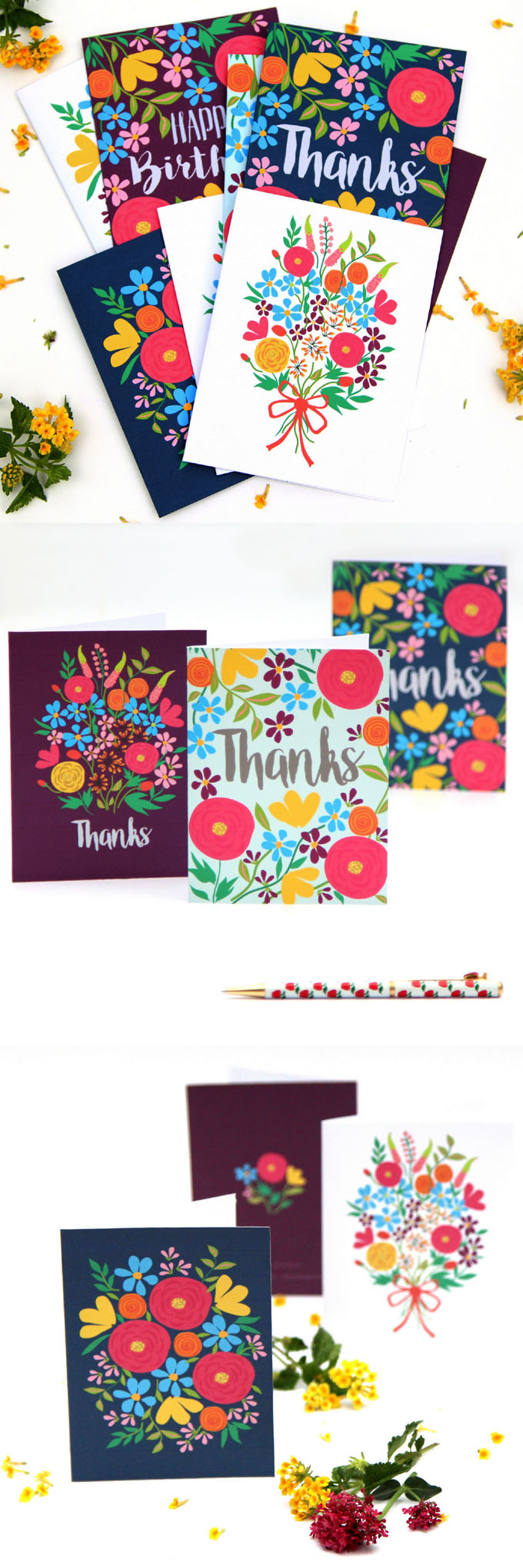 Free Printable Flower Greeting Cards Hometalk Spring Inspiration