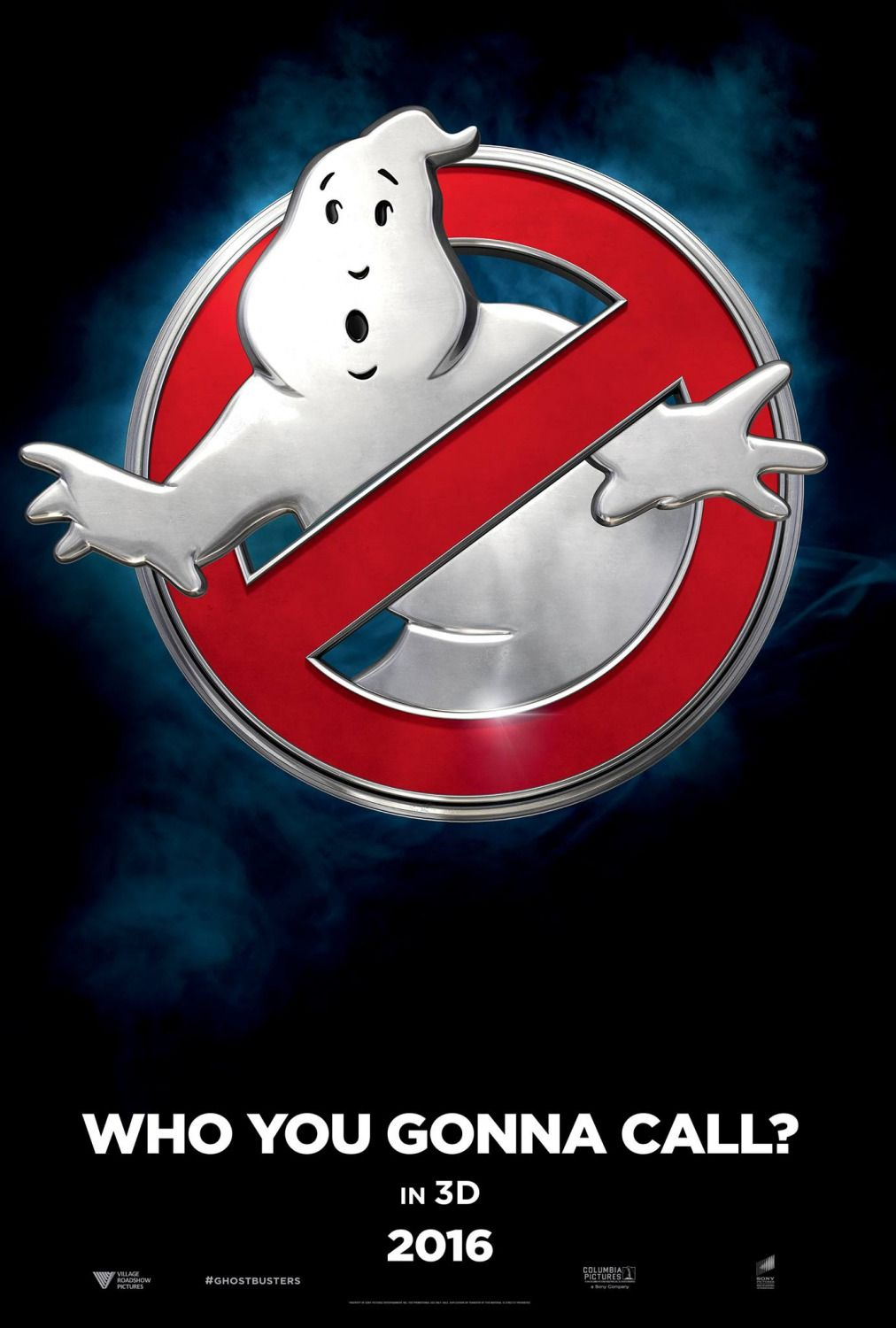 Ghostbusters Poster #5 | CineJab