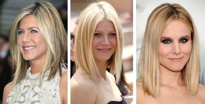 Summer 2014 Haircuts: Lob #SummerHaircuts #SummerFashion #SummerLook #Haircut #HairStyle #Lob #LongBob