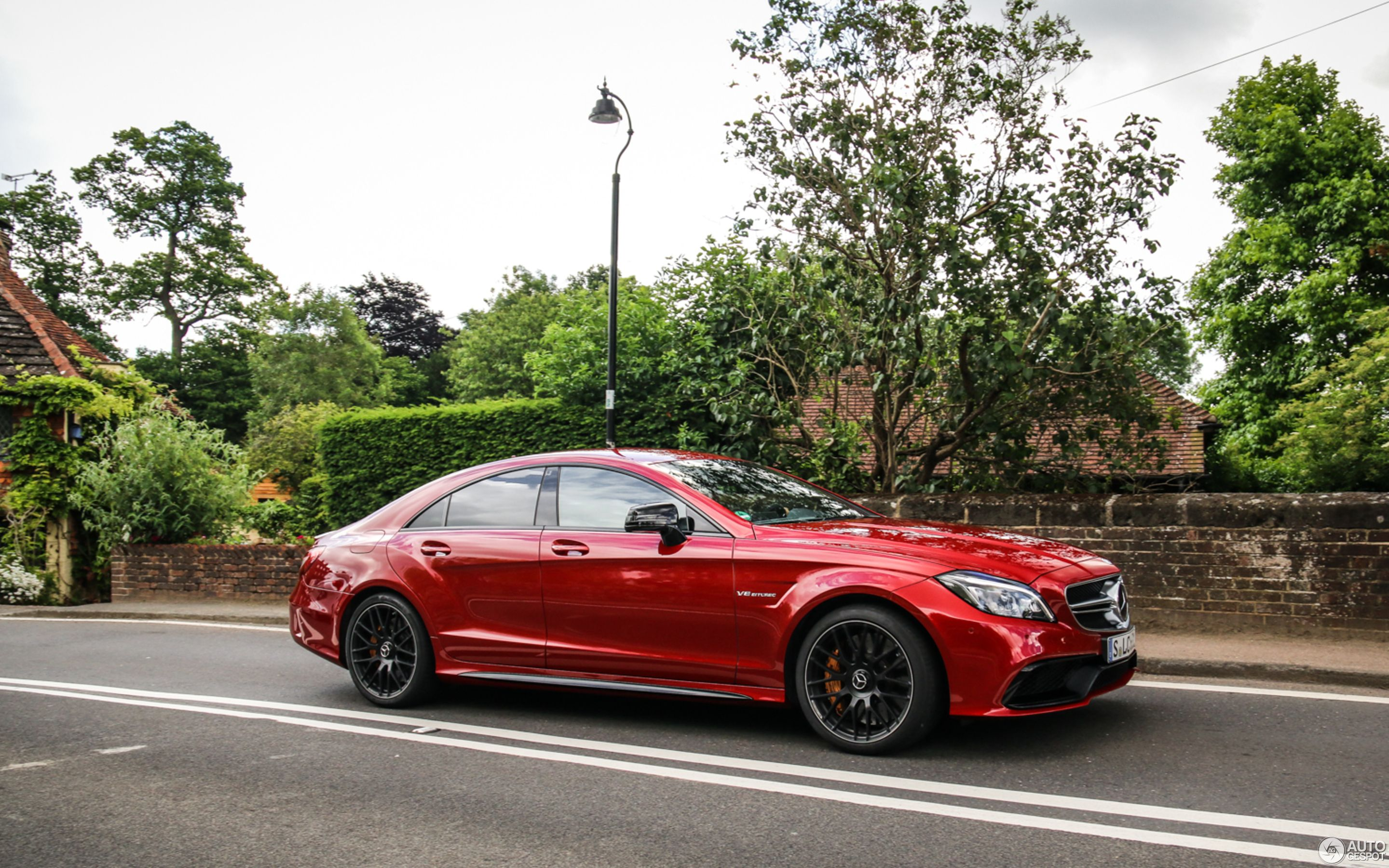 Mercedes Benz Cls 63 Amg S C218 2015 With Images Mercedes Benz