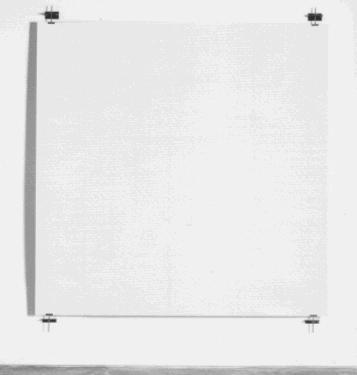 Robert RYMAN | Monochrome, Toile, Couleur