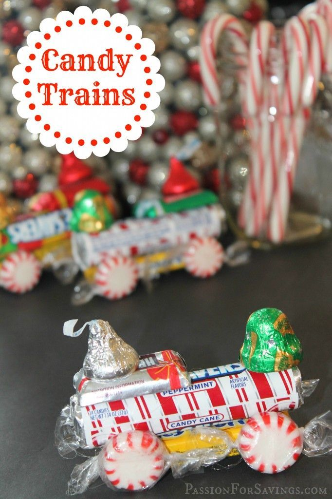 candy craft ideas for christmas