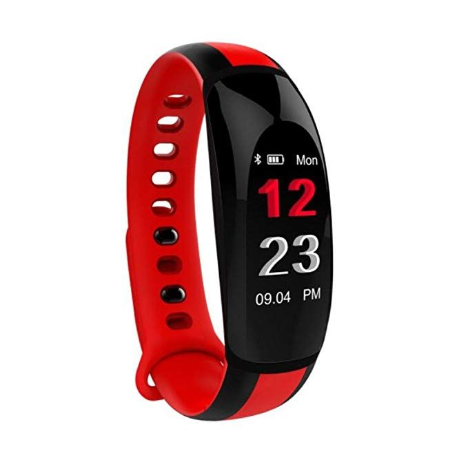 MYLEDI Smart Sport Armband Blutdruck Pulsmesser..