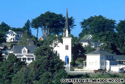 Mendocino, California, USA