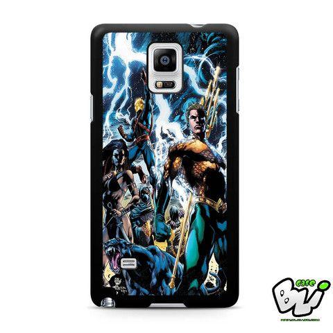 Aquaman Samsung Galaxy Note 4 Case