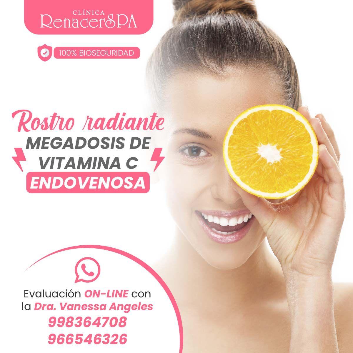 Megadosis De Vitamina C Intravenosa Facebook Sign Up Prevention Grapefruit