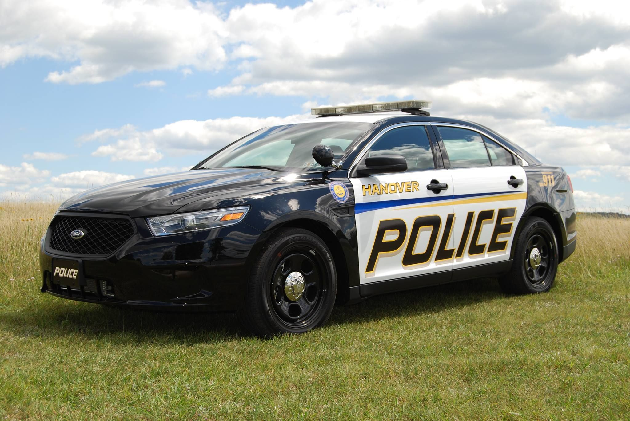 York County Pennsylvania Hanover Police Ford Interceptor Sedan In 2020 York County Police Pennsylvania