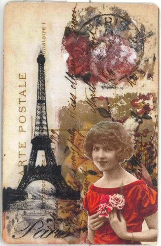 ATC Meet Me In Paris #5 of 5 | Flickr - Photo Sharing!