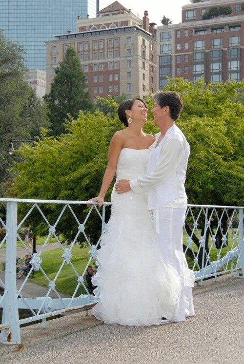 True love | Lesbian wedding and lesbian family | Pinterest | Weddings
