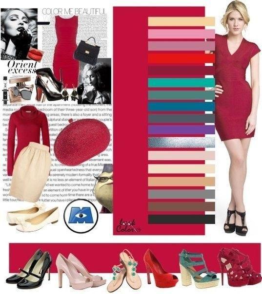 farben richtig kombinieren richtiger farben und mode beratung. Black Bedroom Furniture Sets. Home Design Ideas