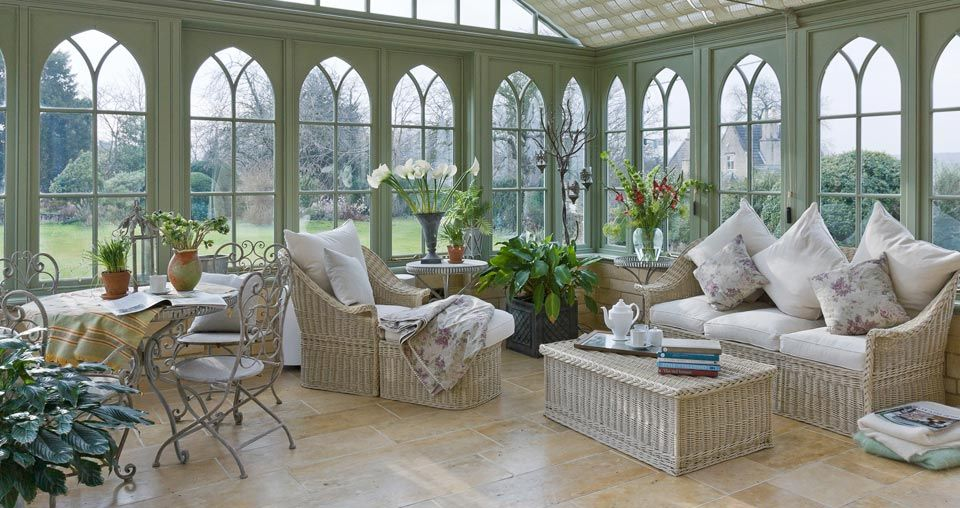 Traditional Conservatory Furniture Wicker Furniture Is
