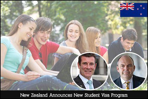 New Zealand Launches New Student Visa Program