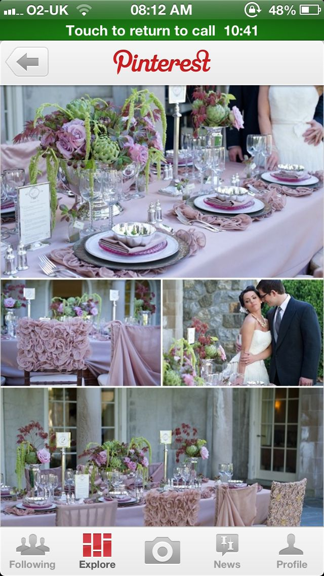 Lilac Wedding Theme Matt Reesas Wedding Pinterest Lilac