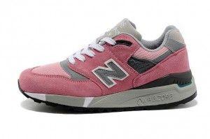 Rojzd New Balance 998 Schuhe Damen Rosa Grau Weiss Schwarz Pink Nike Shoes New Balance 998 Nike Shoes Air Max