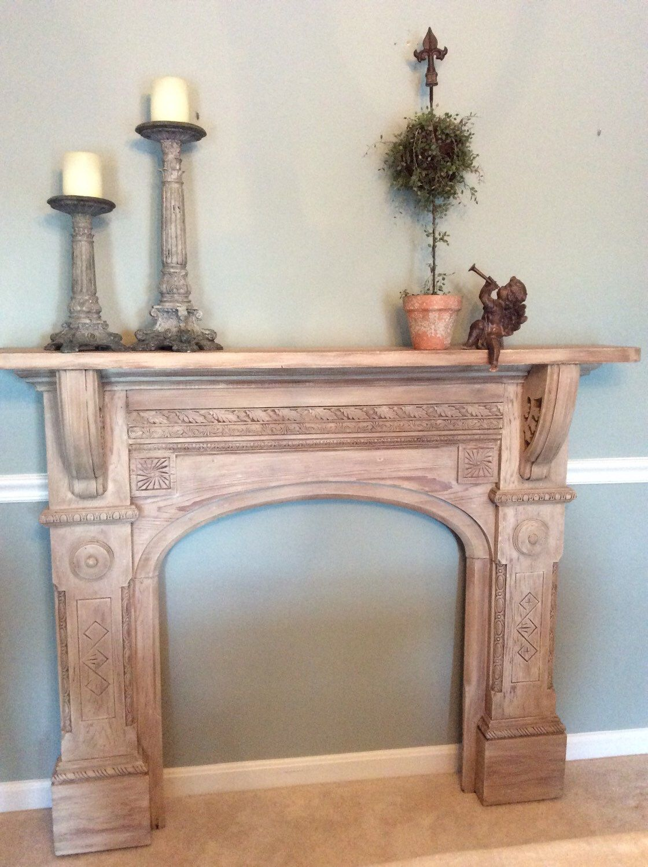 fireplace surround mantel headboard mantel rustic mantel