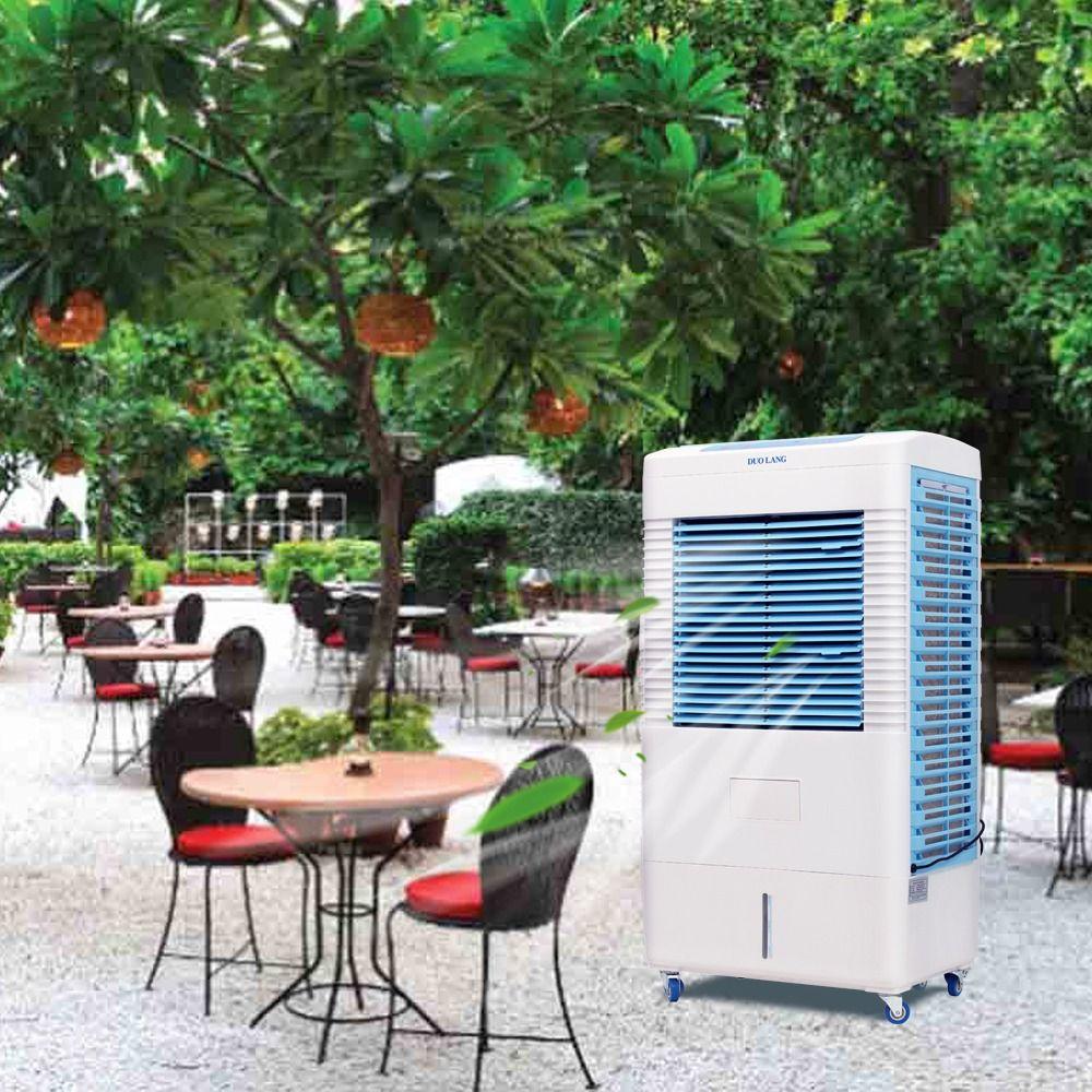 Indoor Outdoor Commercial Evaporative Air Cooler 3529 CFM