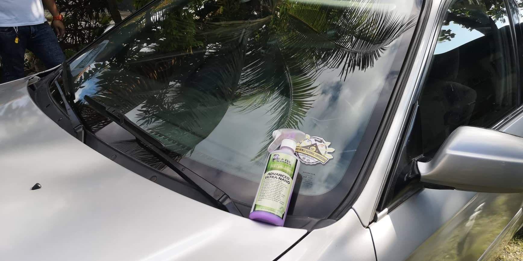 Advanced Ultra Nano Car wash solutions, Waterless