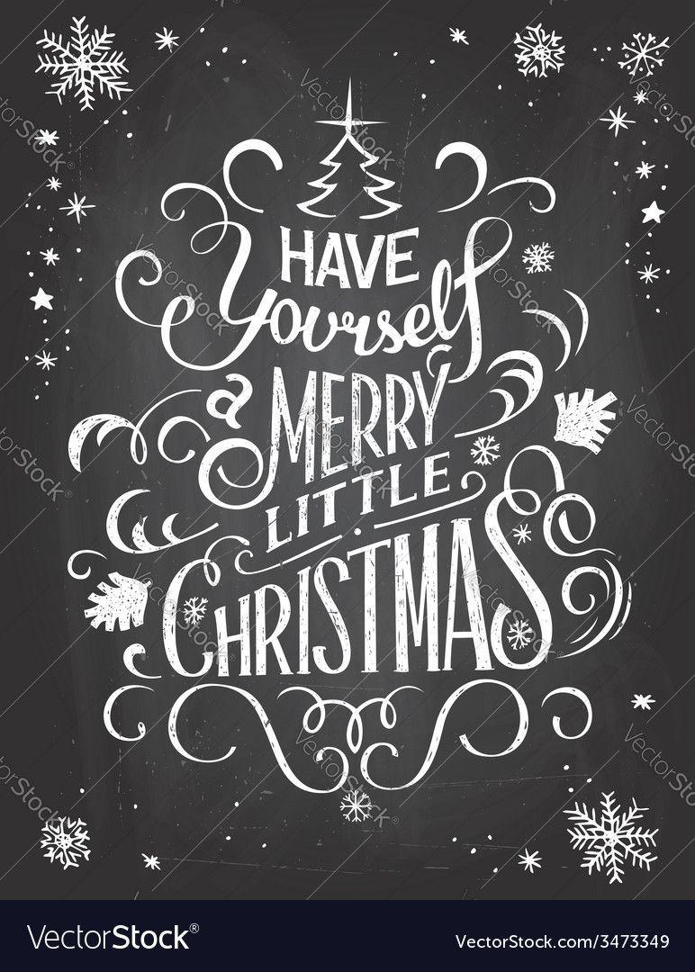 christmasbackgrounds   Hand lettered christmas, Christmas ...