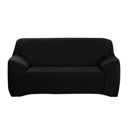 Covers Solid Black Full Size Futon Mattress Cover Bed Protectors Slipcovers