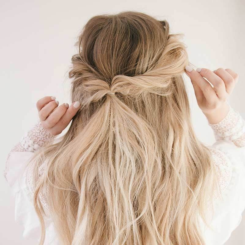 Hair Extensions 10 Must Know Hair Extensions Hacks Luxy Hair Braided Updo Long Hair Long Hair Styles Luxy Hair Extensions