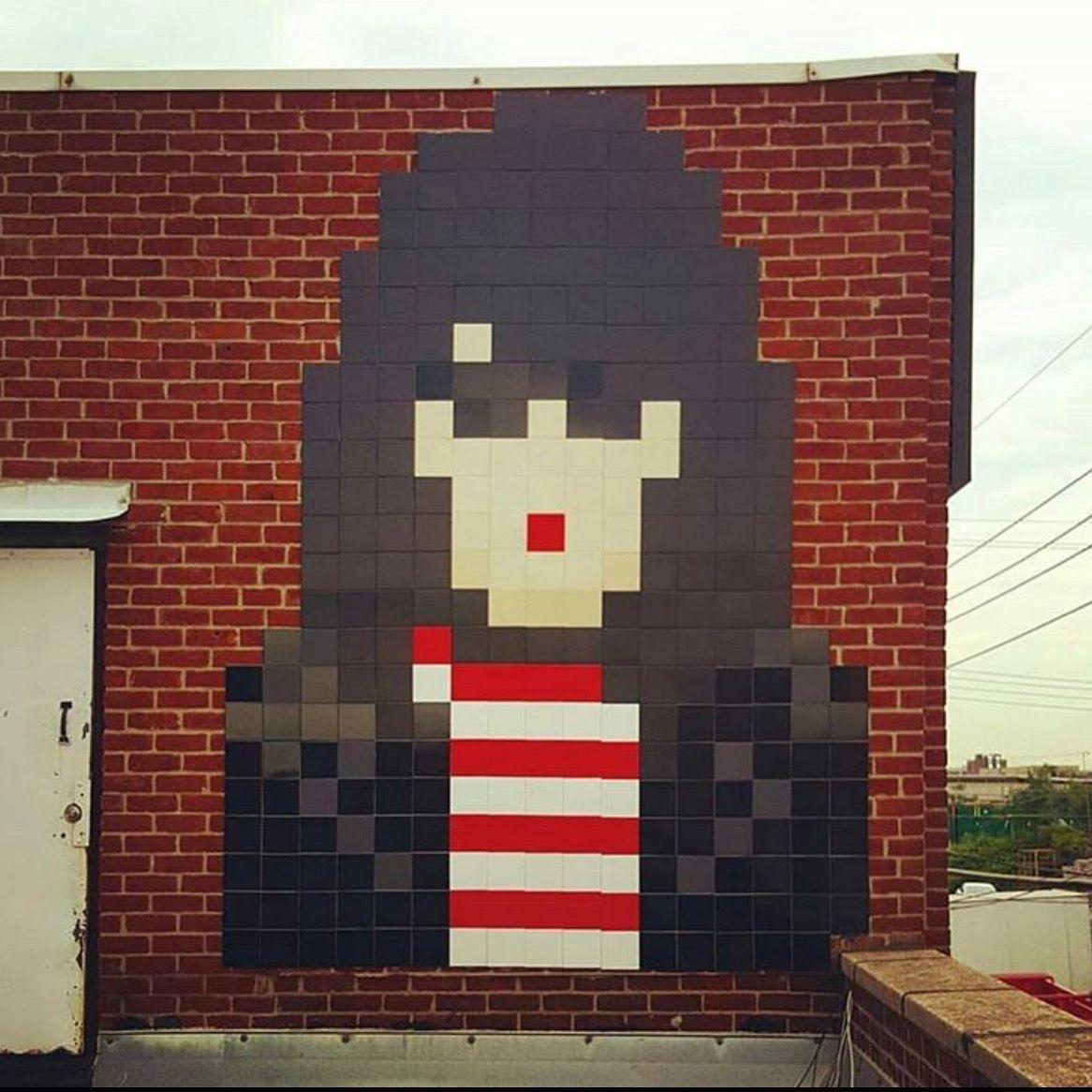 #ART #ArtPhotography #Travel #Explore #Invader #SpaceInvader #NY #UrbanArt #Graffiti #StreetArt #8bit #ArtLover #ModernArt #ArtstaGram #PositiveVibes