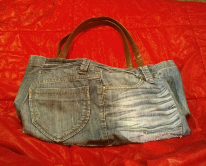 Recicled jeans