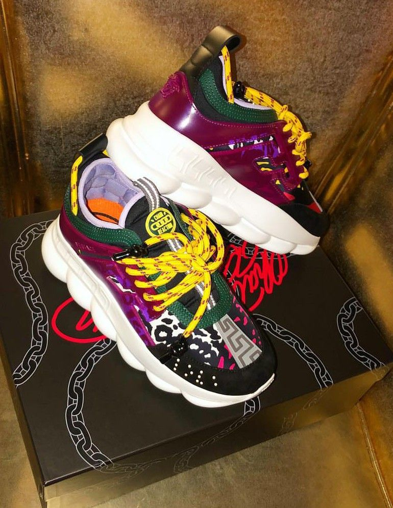 Versace Chain Reaction By 2 Chainz   Fashion Game in 2019   Versace ... bb9e41c71eb