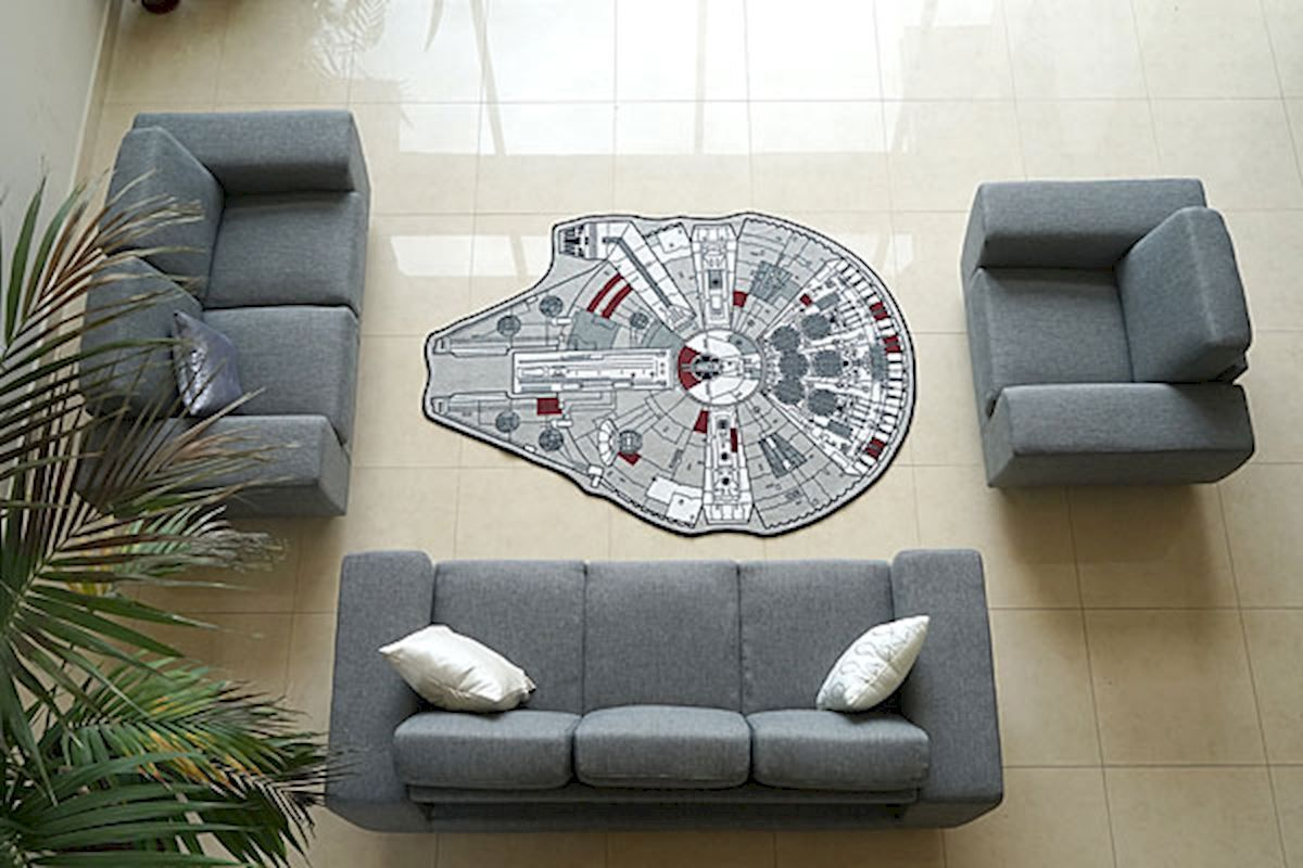 Star Wars Bean Bag Chair Ballard Designs Dining Slipcovers Rugs Will Take Your Living Or Workspace To A