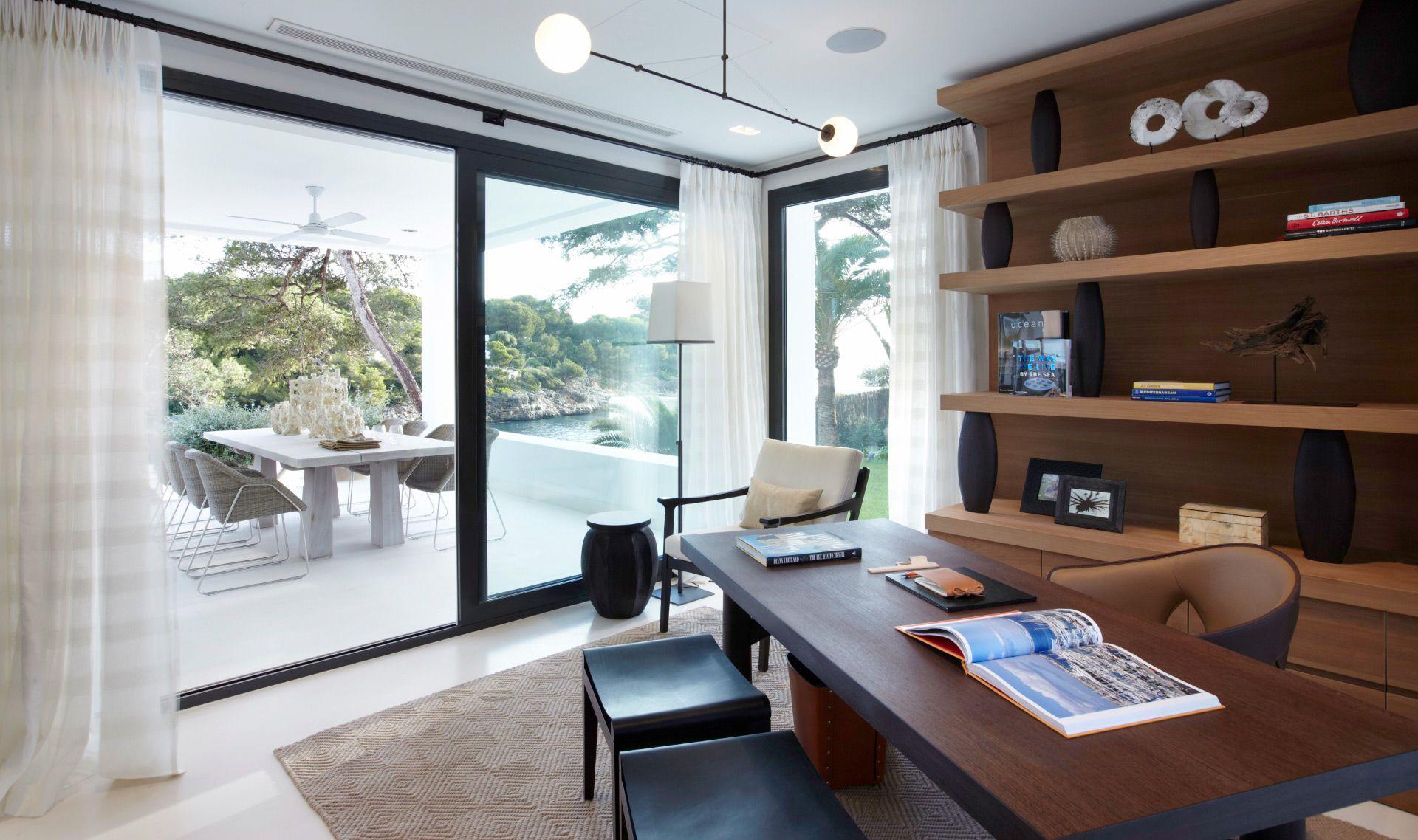 Private Residence, Beach House, Balearic Islands | Fiona Barratt ...