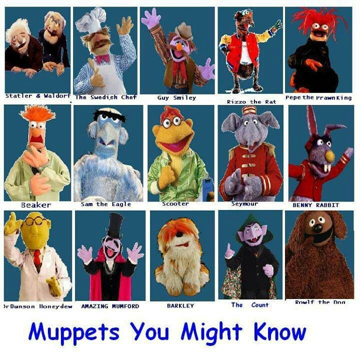 Love the Muppets