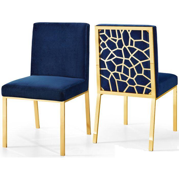 Pamela Upholstered Dining Chair Upholstered dining