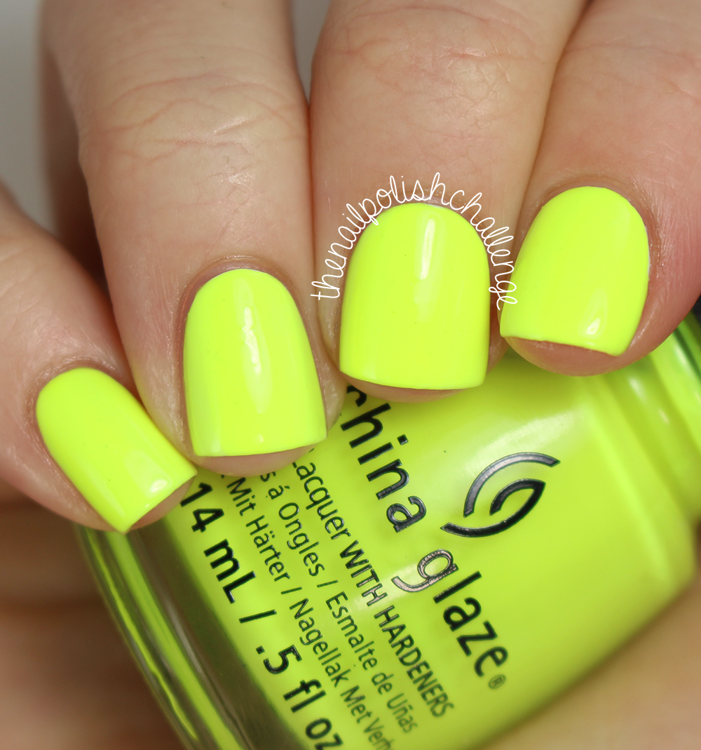 China glaze neon swatch spam and nail art china glaze china glaze neon swatch spam and nail art nvjuhfo Gallery