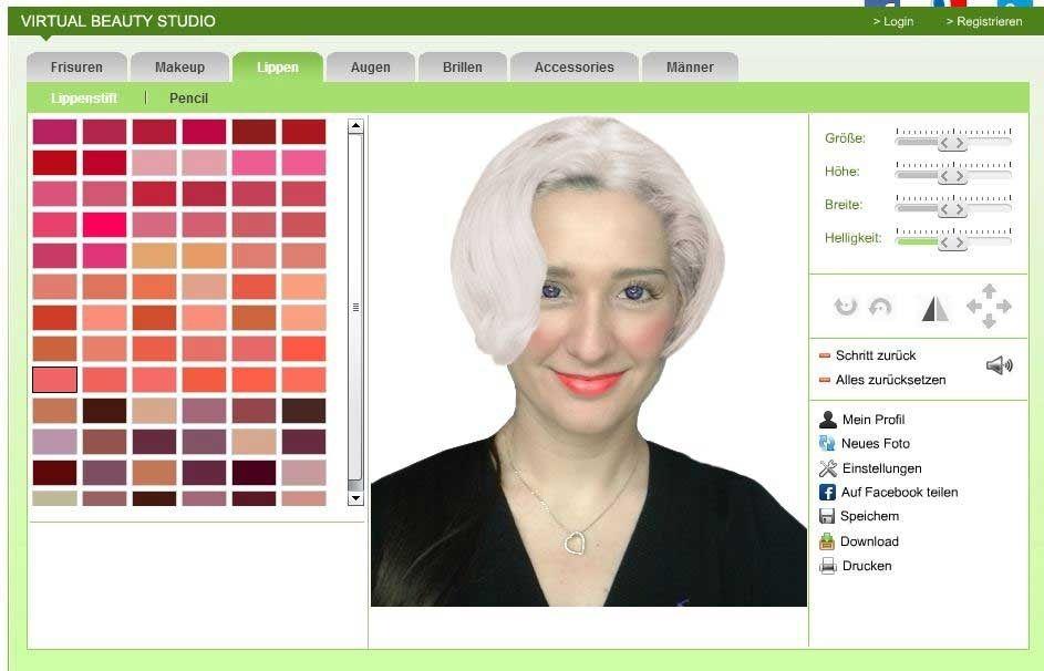 Frauen Frisuren Testen Frisuren Pinterest
