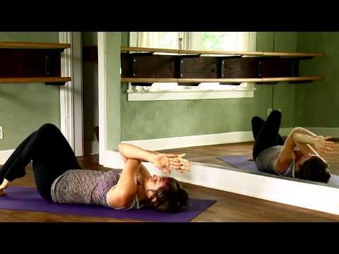 yoga for great abs core strength exercise routine